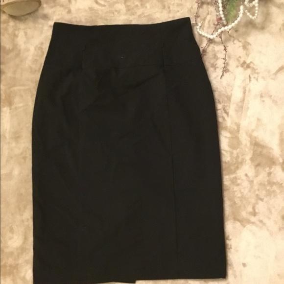 Worthington Dresses & Skirts - Worthington stretch black pencil skirt 💜